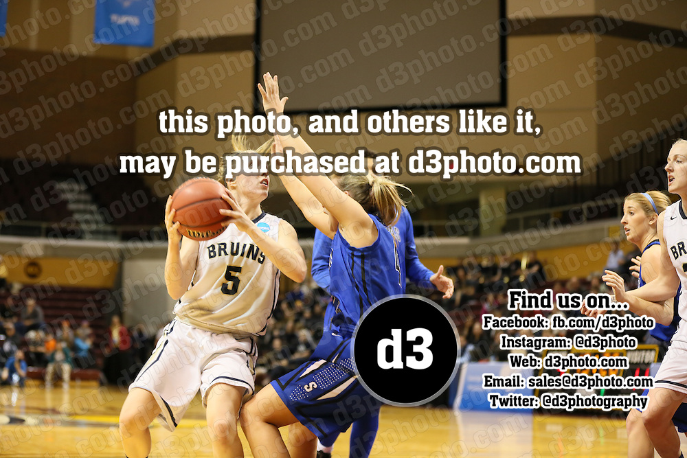 2015 Division III Women's Basketball Championship - Championship Game