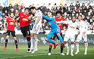 Swansea City v Manchester United 210215