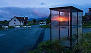 Sunrise views from Digg, near Staffin, Isle of Skye, Scotland, United Kingdom, Europe.