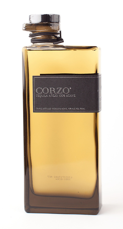 Corzo anejo -- Image originally appeared in the Tequila Matchmaker: http://tequilamatchmaker.com
