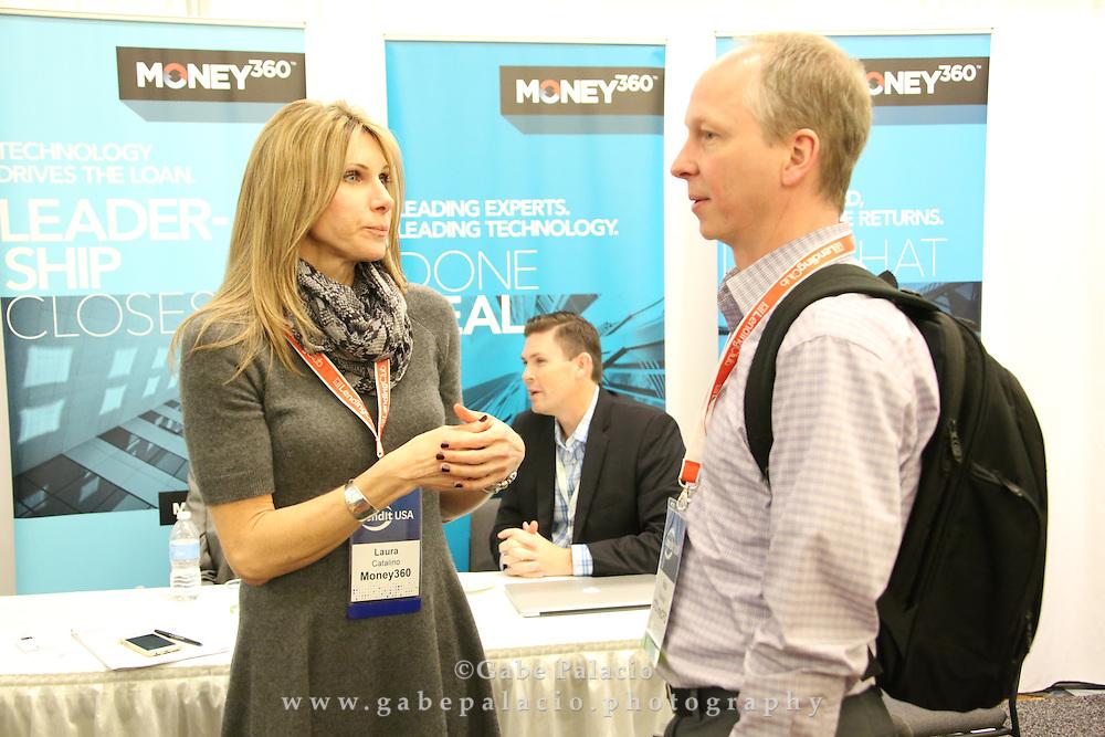 LendIt USA 2016 conference in San Francisco, California, USA on April 11, 2016. (photo by Evans Vestal Ward)