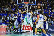 DESCRIZIONE : Sassari Lega A 2012-13 Dinamo Sassari Lenovo Cantù Quarti di finale Play Off gara 5<br /> GIOCATORE : Travis Diener<br /> CATEGORIA : Tiro<br /> SQUADRA : Dinamo Sassari<br /> EVENTO : Campionato Lega A 2012-2013 Quarti di finale Play Off gara 5<br /> GARA : Dinamo Sassari Lenovo Cantù Quarti di finale Play Off gara 5<br /> DATA : 17/05/2013<br /> SPORT : Pallacanestro <br /> AUTORE : Agenzia Ciamillo-Castoria/M.Turrini<br /> Galleria : Lega Basket A 2012-2013  <br /> Fotonotizia : Sassari Lega A 2012-13 Dinamo Sassari Lenovo Cantù Play Off Gara 5<br /> Predefinita :