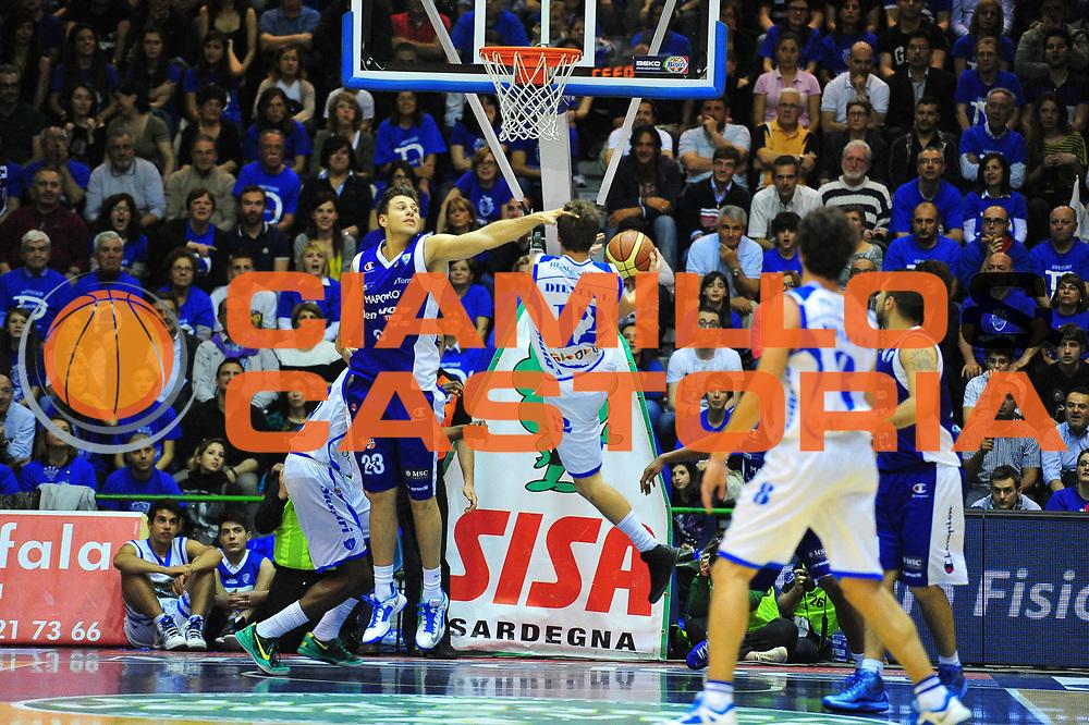 DESCRIZIONE : Sassari Lega A 2012-13 Dinamo Sassari Lenovo Cant&ugrave; Quarti di finale Play Off gara 5<br /> GIOCATORE : Travis Diener<br /> CATEGORIA : Tiro<br /> SQUADRA : Dinamo Sassari<br /> EVENTO : Campionato Lega A 2012-2013 Quarti di finale Play Off gara 5<br /> GARA : Dinamo Sassari Lenovo Cant&ugrave; Quarti di finale Play Off gara 5<br /> DATA : 17/05/2013<br /> SPORT : Pallacanestro <br /> AUTORE : Agenzia Ciamillo-Castoria/M.Turrini<br /> Galleria : Lega Basket A 2012-2013  <br /> Fotonotizia : Sassari Lega A 2012-13 Dinamo Sassari Lenovo Cant&ugrave; Play Off Gara 5<br /> Predefinita :