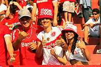 20111009: PORTO ALEGRE, BRAZIL -  Football match between Internacional and Vasco da Gama at Beira Rio stadium in Porto Alegre. In picture Internacional supporters<br />