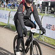 NLD/Biddinghuizen//20170305 - De Hollandse 100 - Stichting Lymph & Co 2017, Prins Bernhard op de racefiets