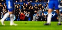 Photo: Alan Crowhurst.<br />Chelsea v FC Porto. UEFA Champions League. Last 16, 2nd Leg. 06/03/2007. Chelsea coach Jose Mourinho looks on.