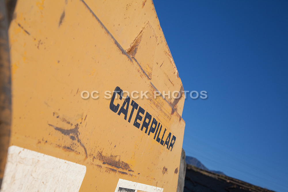 Caterpillar Construction Machine