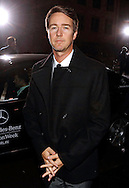 EDWARD NORTON.attends the Hugo Boss Show at Mercedes-Benz Autumn/Winter 2013 Fashion Week, Berlin_17/01/2013.MANDATORY PHOTO CREDIT: ©Mercedes/NEWSPIX INTERNATIONAL . .(Failure to by-line the photograph will result in an additional 100% reproduction fee surcharge. You must agree not to alter the images or change their original content)..            *** ALL FEES PAYABLE TO: NEWSPIX INTERNATIONAL ***..IMMEDIATE CONFIRMATION OF USAGE REQUIRED:Tel:+441279 324672..Newspix International, 31 Chinnery Hill, Bishop's Stortford, ENGLAND CM23 3PS.Tel: +441279 324672.Fax: +441279 656877.Mobile: +447775681153.e-mail: info@newspixinternational.co.uk