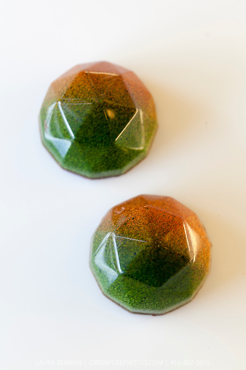 Molded Bonbons.. Cacao-Barry Callebaut Canadian Intercollegiate Chocolate Competition April 21 - 22, 2012.