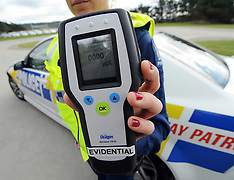 Wellington-File photo, Police recall breath testing devise