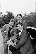 """Student Prank, """"Corpse in Car""""..28.04.1961"""
