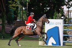 Fuchs Marcus (SUI) - La Toya III<br /> Meydan FEI Nations Cup<br /> CSIO La Baule 2009<br /> Photo © Dirk Caremans