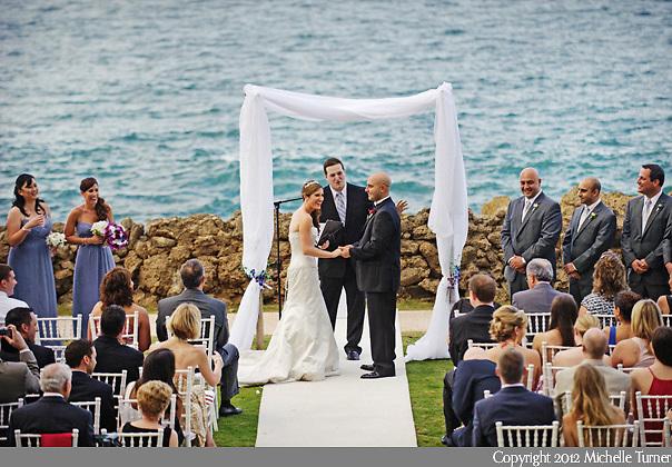 Old San Juan Wedding.  Puerto Rico Wedding Photography by destination wedding photographer Michelle Turner.
