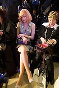 NICOLA ROBERTS, ' Colour Me Happy' House of Holland fashion show , Quaglinos. Bury St. London. 24 February 2009.