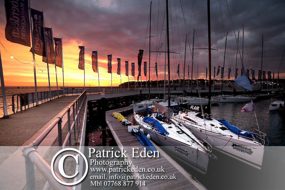 Dawn, Yacht Haven, Cowes Week, 2012, Cowes, Isle of Wight, England, UK photography photograph canvas canvases