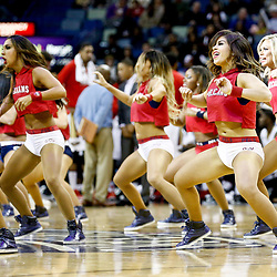 Dec 15, 2016; New Orleans, LA, USA; XXXX during the second half of a game at the Smoothie King Center. The Pelicans defeated the Pacers 102-95. Mandatory Credit: Derick E. Hingle-USA TODAY Sports