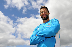 Somerset's Peter Trego - Photo mandatory by-line: Harry Trump/JMP - Mobile: 07966 386802 - 03/06/15 - SPORT - CRICKET - Somerset T20 Squad - The County Ground, Taunton, England.