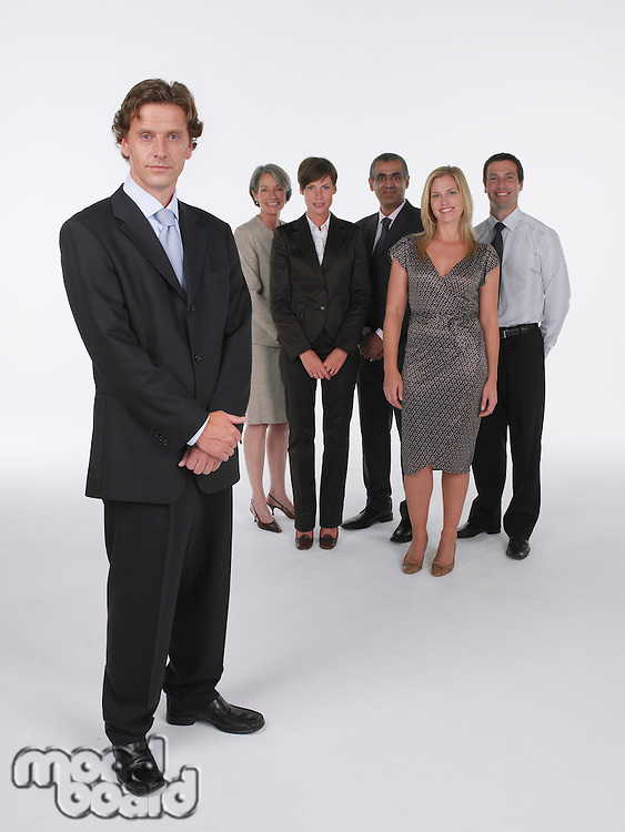 Group of Businesspeople