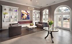 108 S. Courthouse Road Arlington, VA Myerton Condominium JBG designer Jeff Akseizer Lobby reception foyer