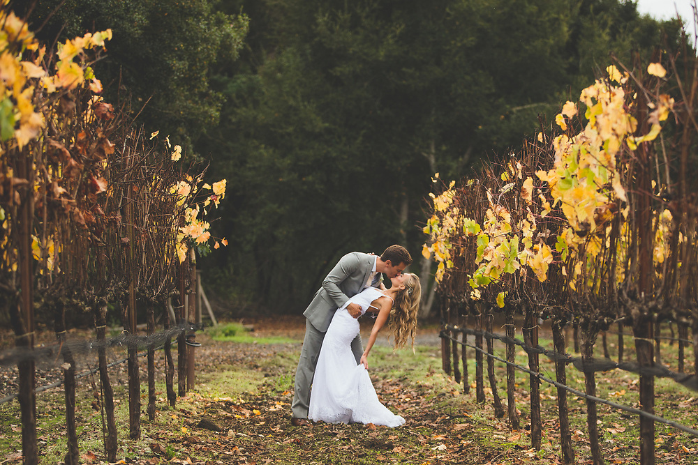 When you're brave enough to have a wedding in the end of October, and lucky enough to have the rain stop for the afternoon...you strike gold #fallcolors