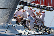 Platoon Powered by Team Germany during the practice race of the AUDI Medcup in Cartagena