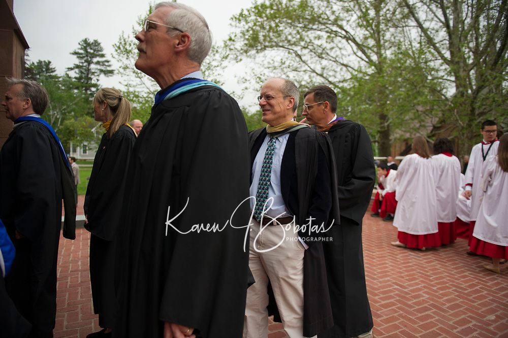 St Paul's School Graduation Day.  ©2019 Karen Bobotas Photographer