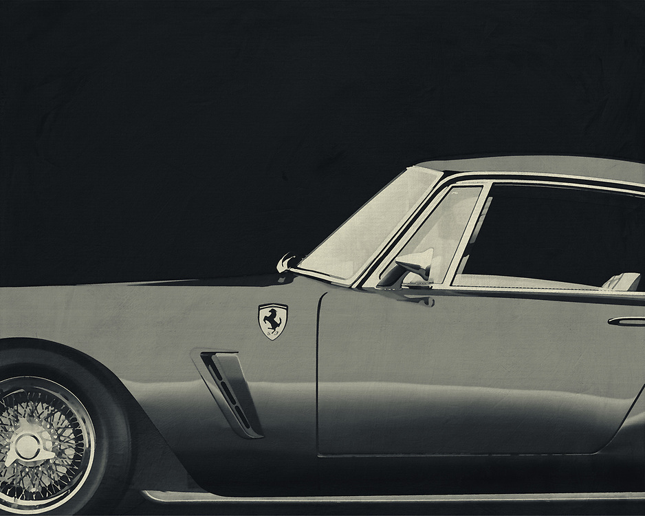 "One of the most notable GT racers of its time, the 1959 250 GT Berlinetta SWB used a short (2,400 mm (94.5 in)) wheelbase for better handling. Of the 176 examples built, both steel and aluminum bodies were used in various road (""lusso"") and racing trims. Engine output ranged from 240 PS (177 kW; 237 hp) to 280 PS (206 kW; 276 hp). The ""lusso"" road car version was originally fitted with 185VR15 Pirelli Cinturato (CA67).<br />
