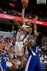 20071219 - Hampton at Virginia (NCAA Basketball)