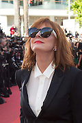 Susan Sarandon - 69TH CANNES FILM FESTIVAL 2016 - OPENING OF THE FESTIVAL WITH ' CAFE SOCIETY '<br /> ©Exclusivepix Media