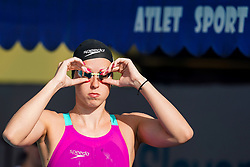 "Janja Segel of Slovenia during 43rd International Swimming meeting ""Telekom 2019"", on July 13, 2019 in Radovljica, Slovenia. Photo by Matic Klansek Velej / Sportida"