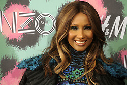 Iman beim Kenzo x H&M Collection Launch Event am Pier 36. New York / 191016<br /> <br /> *** Kenzo x H&M Collection Launch Event at Pier 36. in New York, USA, October 19, 2016 ***