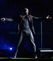 Seal performs at the Civic Hall, Wolverhampton, United Kingdom.Picture Date: 8 December, 2012