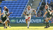 Reading, GREAT BRITAIN, Tigers. Andy GOODE, making a first half attack, during the Guinness Premiership match, London Irish vs Leicester Tigers, played at the Madejski Stadium, on Sun. 17th Feb 2008.  [Mandatory Credit, Peter Spurrier/Intersport-images].....Watford, GREAT BRITAIN, during the Pool 4 Rd 5  Heineken Cup game Saracens vs Biarittz at Vicarage Road, Hert's  26/04/2007  [Photo, Peter Spurrier/Intersport-images].....