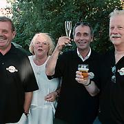 Start Radio 192, Will Luikinga, Tineke de Nooy, Eddy Becker en Krijn Torringa