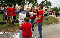 Laconia Homecoming parade.  Karen Bobotas for the Laconia Daily Sun