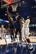 December 16, 2017 - Cincinatti, Ohio - Cintas Center: ETSU guard Desonta Bradford (1), ETSU center Peter Jurkin (5)<br /> <br /> Image Credit: Kevin Schultz