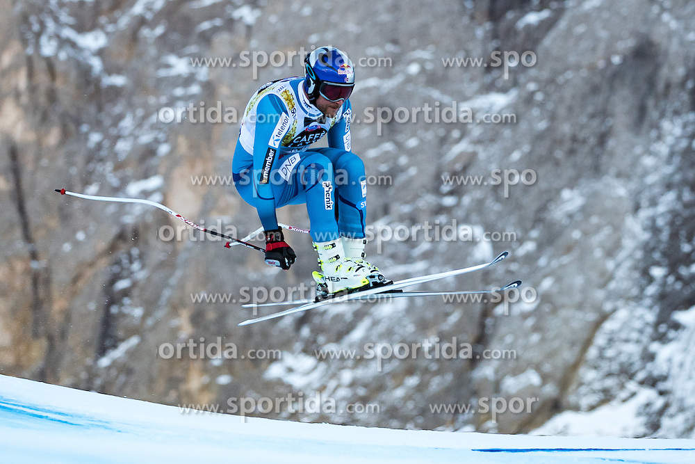 16.12.2016, Saslong, St. Christina, ITA, FIS Ski Weltcup, Groeden, Super G, Herren, im Bild Aksel Lund Svindal (NOR) // Aksel Lund Svindal of Norway in action during men's SuperG of FIS Ski Alpine World Cup at the Saslong race course in St. Christina, Italy on 2016/12/16. EXPA Pictures © 2016, PhotoCredit: EXPA/ Johann Groder