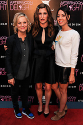 19.08.2013, ArcLight Hollywood, Hollywood, USA, Filmpremiere, Afternoon delight, im Bild Actresses Amy Poehler, Kathryn Hahn and Aubrey Plaza // during photocall for the movie Rush at the Villa Magna Hotel, Madrid, Spain on 2013/08/19. EXPA Pictures © 2013, PhotoCredit: EXPA/ Newspix/ MediaPunch Inc<br /> <br /> ***** ATTENTION - for AUT, SLO, CRO, SRB, BIH, TUR, SUI and SWE only *****