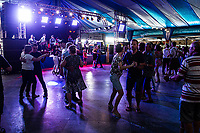 A Schützenfest, ou Festa do Tiro, é realizada no município de Jaraguá do Sul pela Associação dos Clubes e Sociedades de Caça e Tiro do Vale do Itapocu (ACSCTVI). Jaraguá do Sul, Santa Catarina, Brasil. / Schutzenfest. Jaragua do Sul, Santa Catarina, Brazil.