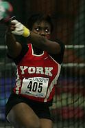 2010 CIS Track and Field -- York University