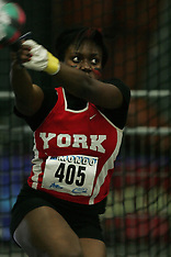 2010 CIS Track and Field -- York University