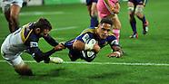 Dunedin-Rugby, Highlanders V Brumbies