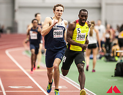 Boston University Scarlet and White Indoor Track & Field: Monmouth, New Balance