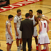 Men's Basketball: University of Wisconsin-River Falls Falcons vs. Central College Dutch