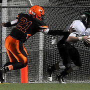 New Hanover High School hosted West Brunswick in football Friday October 24, 2014. (Jason A. Frizzelle)