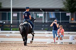 Minderhoud Hans Peter, NED, Glock's Dream Boy<br /> World Equestrian Games - Tryon 2018<br /> © Hippo Foto - Sharon Vandeput<br /> 14/09/2018