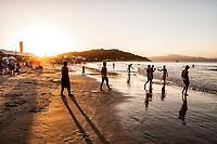 Praia da Lagoinha. Florianópolis, Santa Catarina, Brasil. / <br /> Lagoinha Beach. Florianopolis, Santa Catarina, Brazil.