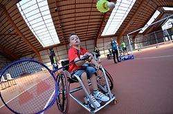 Badminton aux Jeux Nationaux de L'Avenir