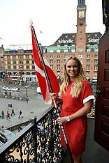 20160205 DIF præsenterer Danmarks fanebærer ved OL i Rio 2016