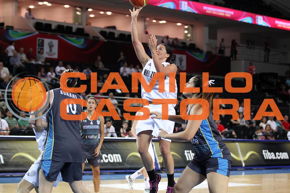 DESCRIZIONE : Ankara Turkey FIBA Olympic Qualifying Tournament for Women 2012 New Zeland Argentina Nuova Zelanda Argentina<br /> GIOCATORE : Noni WHAREMATE<br /> SQUADRA : Argentina<br /> EVENTO :  FIBA Olympic Qualifying Tournament for Women 2012<br /> GARA : New Zeland Argentina Nuova Zelanda Argentina<br /> DATA : 26/06/2012<br /> CATEGORIA : <br /> SPORT : Pallacanestro <br /> AUTORE : Agenzia Ciamillo-Castoria/ElioCastoria<br /> Galleria : FIBA Olympic Qualifying Tournament for Women 2012<br /> Fotonotizia : Ankara Turkey FIBA Olympic Qualifying Tournament for Women 2012 New Zeland Argentina Nuova Zelanda Argentina<br /> Predefinita :